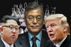 Trump: Koreas have my 'blessing' to end war