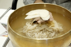 [Weekender] New generation of naengmyeon makers rises in stronghold of masters