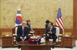 Moon-Trump summit likely for mid-May