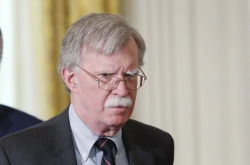 US has Libya model in mind for NK denuclearization: Bolton