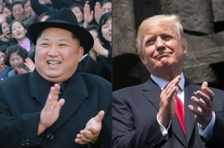 Trump shows interest in three-way summit with two Koreas: Cheong Wa Dae