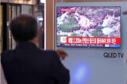 N. Korea says it 'completely' dismantled nuclear test site