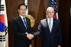 Allies' defense chiefs vow full support for summit
