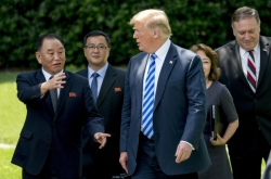 [US-NK Summit] Seoul expresses hope for success of Trump-Kim summit