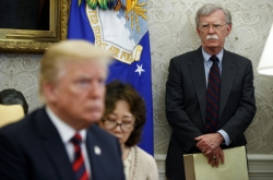 Bolton to be in Singapore for US-N. Korea summit