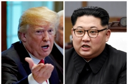 [US-NK Summit] Kim Jong-un, Trump set for showdown on CVID, CVIG