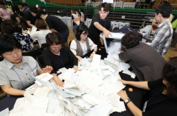 [2018 Local Elections] Turnout rate records second highest at 60.2 percent