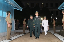 Two Koreas agree to completely restore military communication lines