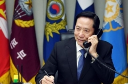 Defense chiefs of S. Korea, US discuss combined military drills