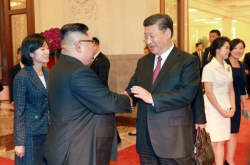 China seeks to cement leverage over NK amid tensions with US