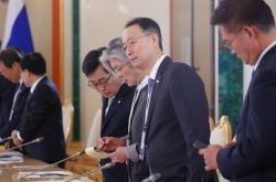 S. Korea, Russia to conduct joint studies on cross-border energy projects