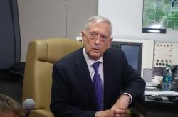 Mattis: US takes N. Korea's missile capability 'very seriously'