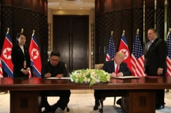 Trump: N. Korea 'very serious' about denuclearization