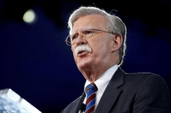 Bolton unveils plan to denuclearize N. Korea in 1 year
