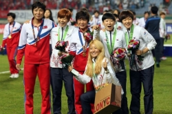 S. Korea aims for 2nd place at Asian Games