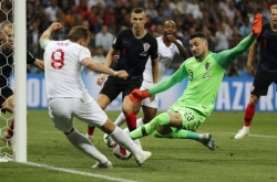 [World Cup] England's Kane misses out on golden shot at World Cup title