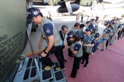 Korea's medical team leaves for Laos to assist flood recovery