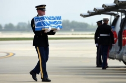 UN sanctions exemption needed to recover war remains in NK: US official