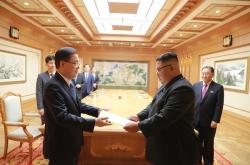 Envoys meet Kim Jong-un to discuss denuclearization, summit