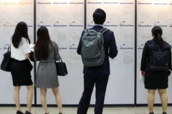 Korea's jobless rate rises in Aug., sluggish job creation continues