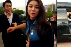 K-pop stars leave for Pyongyang to attend inter-Korean summit