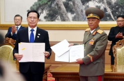 Two Koreas agree to establish extensive 'no-fly zone' in DMZ