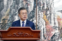 [FULL] President Moon Jae-in's speech at joint press conference