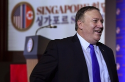 Pompeo to visit N. Korea in Oct., set up 2nd summit