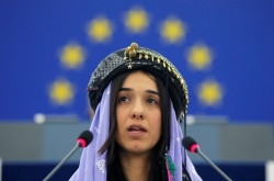 Nadia Murad: from jihadist slave to Nobel laureate
