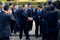 Koreas hold high-level talks to discuss implementation of summit agreement