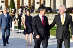 Mattis supports inter-Korean military agreement