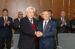 Two international taekwondo bodies agree to create joint organization for integration