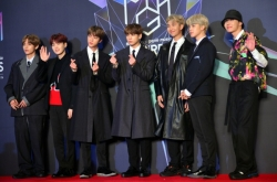 [Video] BTS on red carpet at 2018 MGA