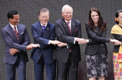 Peace, economic cooperation key goals of Moon's summit diplomacy with ASEAN, APEC