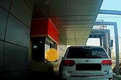Dashcam footage of man throwing food at drive-thru employee goes viral
