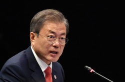 Moon highlights cooperation, suggests multilateral summits at ASEAN meeting
