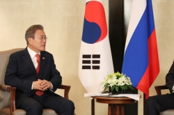Moon asks Moscow to play bigger role in prompting denuclearization steps from Pyongyang