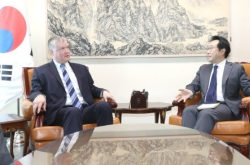 US strongly supports inter-Korean railway inspection: nuclear envoy