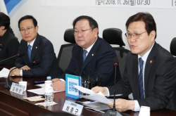 Korea seeks to cut card fees for smaller businesses