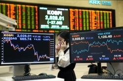 Korean stocks drift lower on Trump fears