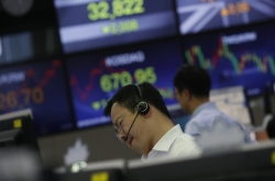 Korean stocks to take biggest yearly slump since 2008 financial crisis