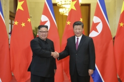 North Korean leader in China to meet with Xi