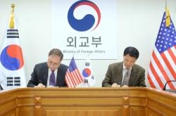 South Korea, US ink provisional defense cost-sharing pact