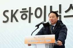 [Exclusive] Chey open to SK hynix' non-memory chip business