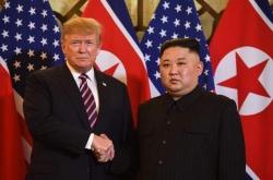 Trump, Kim begin summit events