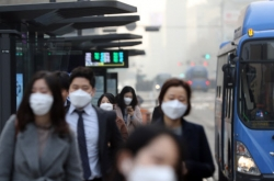 [From the scene] Frustration grows in S. Korea over continued ultrafine dust