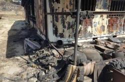 [From the scene] 'I lost everything': Locals despair after Goseong fire
