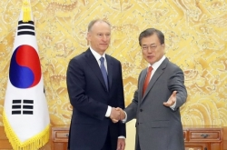 Moon says N. Korea-Russia summit to help promote regional peace