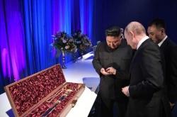 Kim says Korean peace depends on US' attitude