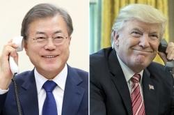 Trump backs S. Korea's food aid for NK: Cheong Wa Dae
